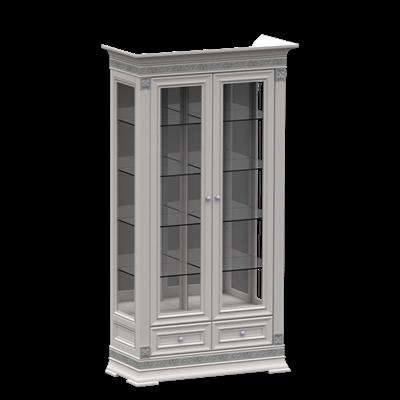 Шкаф-витрина ШВ1-100