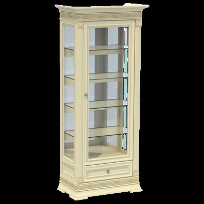Шкаф-витрина ШВ1-80