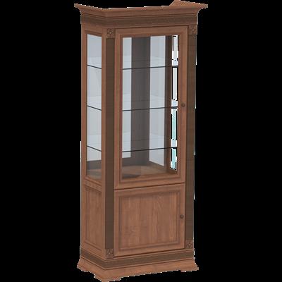 Шкаф-витрина ШВ2-80